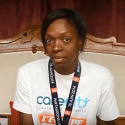 Bernadette témoigne en vidéo sur la sleeve et Carenity