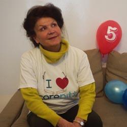 En vidéo : l'avis de Claudine sur Carenity lors de nos 5 ans