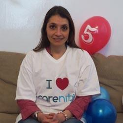 En vidéo : l'avis de Nadia sur Carenity lors de nos 5 ans