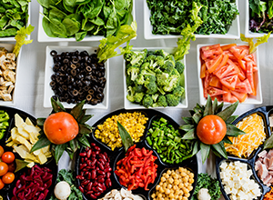 Recette de gratin de légumes