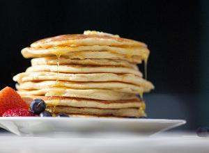 Pancakes moelleux sans lactose